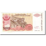 Billet, Croatie, 500,000 Dinara, 1993, KM:R23a, TTB+ - Croatia