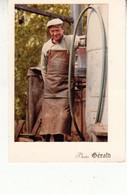Arcy Sur Cure - Photo Gérald - Photo Sur Carton Grand Format - Other Municipalities