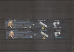 Espace - Comète De Halley  ( 615/624 XXX -MNH De Tonga) - Oceania