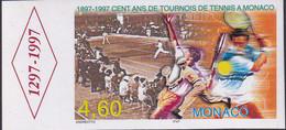 Monaco Non Dentelés N°2102 Tournois De Tennis Qualité:** - Sonstige