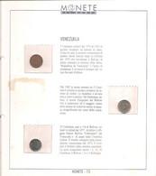 Venezuela - Monete Del Mondo - Uscita N°73 - 5-5-25 Centimos - Venezuela