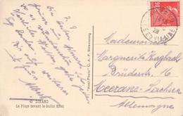 FRANCE - PICTURE POSTCARD 1928 DINARD > MEERANE/DE  //GR26 - Cartas