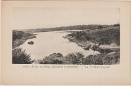 Finistère :  PONT  AVEN :  Et Port  Maneck , La  Rivière - Pont Aven