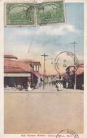 ECRIT EN ESPERANTO. HAITI, PORT-AU-PRINCE, RUE THOMAS MADIOU. CARTE POSTALE CIRCULEE AN 1923, A ARGENTINE.- LILHU - Esperanto