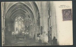Ruffec -  1 - Intérieur De L'église   Daw 2964 - Ruffec
