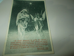 B794  Natale 1919 Non Viaggiata Cm14x9 - Unclassified