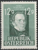 Mi. 801 ** - 1945-60 Unused Stamps