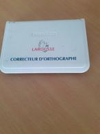 CORRECTEUR D'ORTHOGRAPHE LAROUSSE - Non Classificati