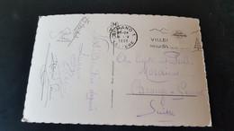 Bellinzona - Sent To Carouge Geneve - Sin Clasificación