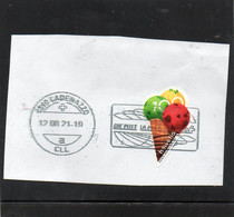 2021 Svizzera - Il Gelato - Used Stamps