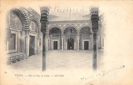 Tunis - Dar-el-Bey - Le Patio - Tunisia