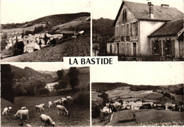 Labastide - école (actuelle Mairie) - Environs Lortet Izaux Esparros Bazus Neste Heches Lannemezan - Other Municipalities