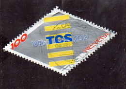 2021 Svizzera - Touring Club Svizzero - Used Stamps