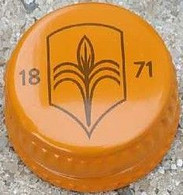 Portugal Capsule à Visser Pedras Salgadas Eau Minérale Gazéifiée Tangerina Mandarine - Other
