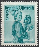 Mi. 919 ** - 1945-60 Nuevos & Fijasellos