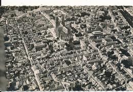 Orléans (45 Loiret) Vue Générale Et La Cathédrale - Phot Durandaud - Vue Aérienne - édit. Glatigny CPSM N&B - Orleans