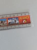 REGLE ALSACE 30 CM - Non Classificati