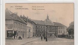 Scherpenheuvel, Montaigu, Klooster, Couvent, 2 Scans - Scherpenheuvel-Zichem