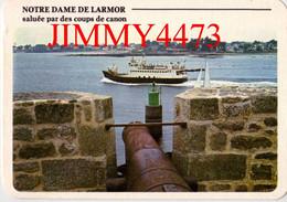CPM - NOTRE DAME DE LARMOR En 1985, Saluée Par Des Coups De Canon + Texte Au Dos - N°AT. 772 - Edit. JOS  Le Doaré - Unclassified