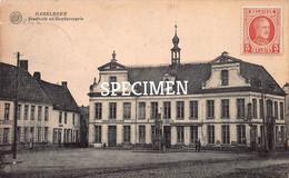 Stadhuis En Gendarmerie - Harelbeke - Harelbeke