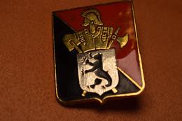 INSIGNE 110ÈME CIE GÉNIE - Army