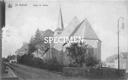 Eglise St. Gilles - Saint-Hubert - Saint-Hubert