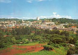 - OUGANDA. - Kampala City - Scan Verso - - Oeganda