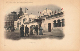 PARIS : EXPOSITION UNIVERSELLE DE 1900 - L'ALGERIE - Expositions