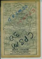 ANNUAIRE - 68 - Département Haut Rhin - Année 1925 - édition Didot-Bottin - 71 Pages - Telefonbücher
