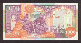 Somalia 1000 Shillings 1990 Pick 37a UNC - Somalia