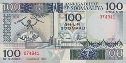 Somalia 100 Shillings 1988 Pick 35c UNC - Somalia