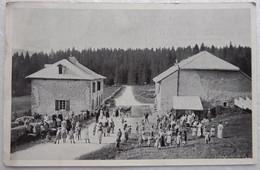 Colonie De La Vattay - Séjour De Montagne Pour Enfants. - CPA 1912 - Gex