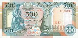 Somalia 500 Shillings 1996 Pick 36 UNC - Somalia