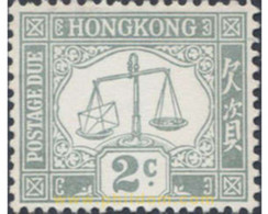 Ref. 654155 * MNH * - HONG KONG. 1938. SERIE FISCAL - Unused Stamps