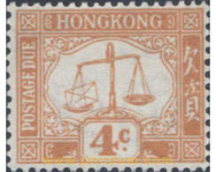 Ref. 654156 * MNH * - HONG KONG. 1938. SERIE FISCAL - Unused Stamps
