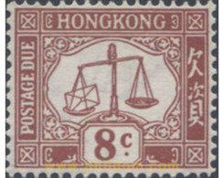 Ref. 654158 * MNH * - HONG KONG. 1938. SERIE FISCAL - Unused Stamps