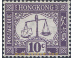 Ref. 654159 * MNH * - HONG KONG. 1938. SERIE FISCAL - Unused Stamps