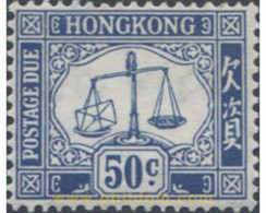 Ref. 654160 * MNH * - HONG KONG. 1938. SERIE FISCAL - Unused Stamps