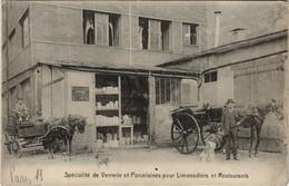 CPA PARIS 11e 163, Rue De Charonne Albert Briatte Porcelaine Et Verrerie (16948) - Arrondissement: 11