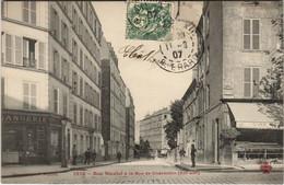 CPA 1370 TOUT PARIS 12e Rue Nicolai Rue De Charenton F.Fleury (16964) - Arrondissement: 12