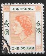Hong Kong - Serie Básica - Año1954 - Catalogo Yvert N.º 0185 - Usado - - Used Stamps