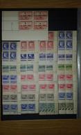 Algérie : Lot De 44 Coin Daté Neuf ** Différents Par Le Timbre Ou La Date - TB état, Pas De Rouille - Sonstige