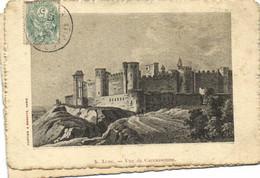 Illustrateur Audz Vue De Carcassonne RV PUB  Les Produits Alimentaires Maggi - Carcassonne