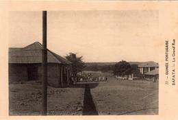 GUINÉ BISSAU - BAFATA - La Grand' Rue - Guinea-Bissau