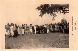 GUINÉ BISSAU - Auto Ford - Guinea-Bissau