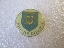 PIN'S    GOLF  DE  DOMONT - Golf