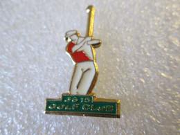 PIN'S   3615  GOLF  CLUB - Golf