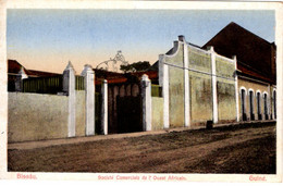 GUINÉ BISSAU - Societé Comerciale De L'Ouest Africain - Guinea-Bissau