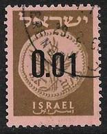 Israel - Nueva Moneda - Año1960 - Catalogo Yvert N.º 0164 - Usado - - Gebraucht (ohne Tabs)