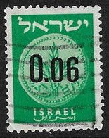 Israel - Nueva Moneda - Año1960 - Catalogo Yvert N.º 0167 - Usado - - Gebraucht (ohne Tabs)